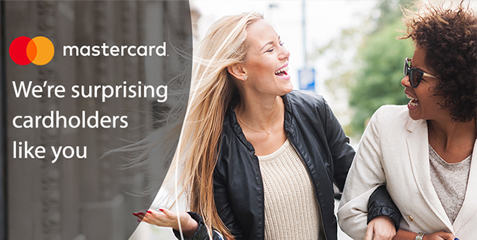 Use your SMB Debit Mastercard® and you could win.