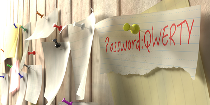 password notes