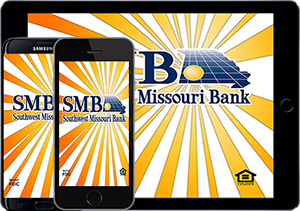 Use our SMB Mobile app to access the bank on almost any device.